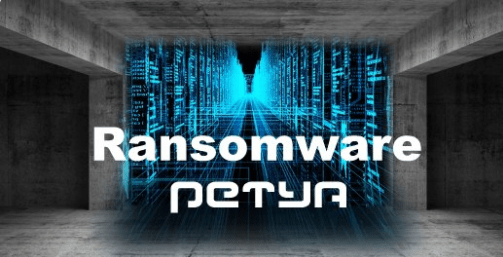 Ransomware Petya (también llamada Petya, Petna, PetrWrap, Nyetya y NotPetya)